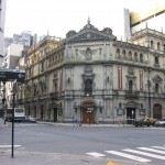 European Charm, Building on Cordoba Street, Buenos Aires, Argentina