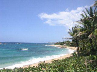 Beach, Arecibo, Puerto Rico