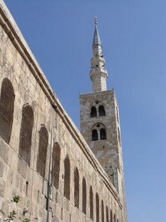 Ummayad Mosque, Old City, Damascus, Syria