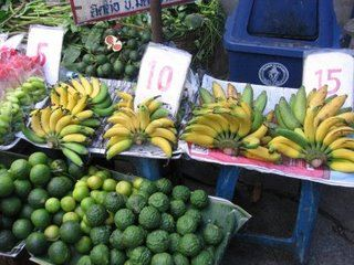 Fruit for sale, Bangkok, Thailand