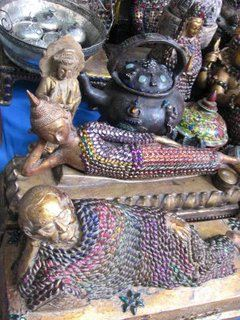 Buddha for sale, Bangkok, Thailand