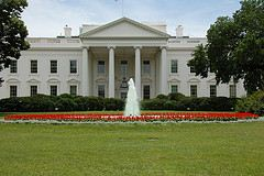 The White House, Barak Obama's New Home, Washington DC