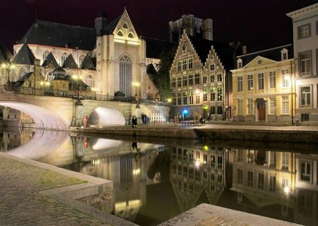 Gent town