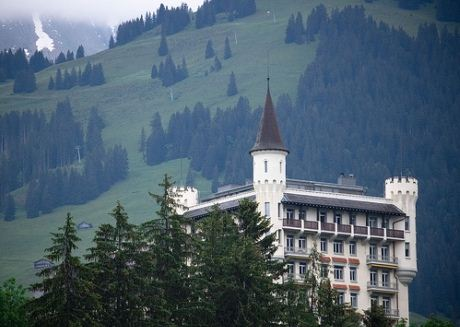 Gstaad Castle