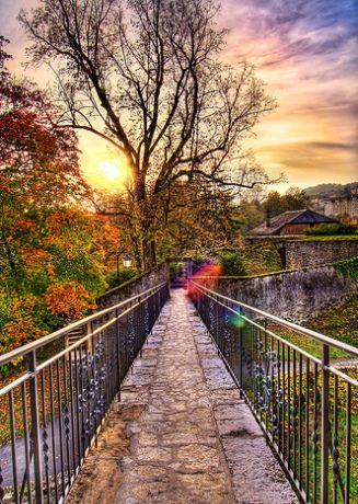 Switzerland bridge