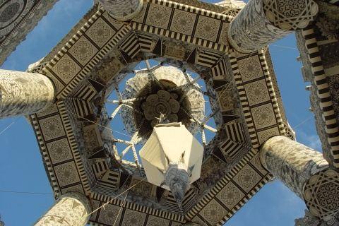 Burning Man Temple Roof