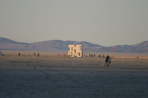 Burning Man The End