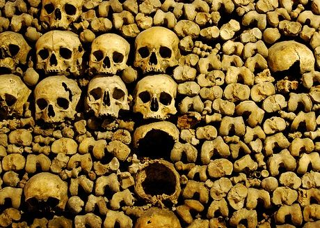 Catacombs Museum Paris