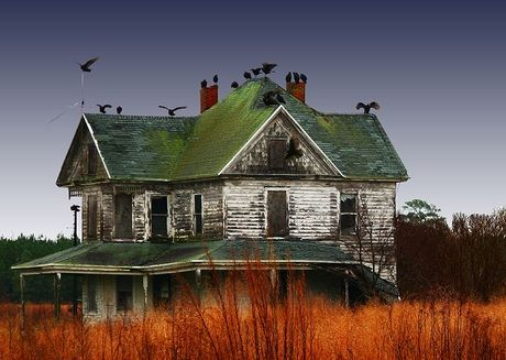 Haunted House Maryland
