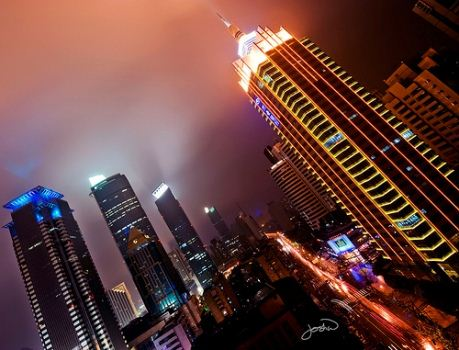 Shanghai Skyscrapers SM