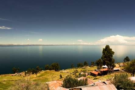 Titicaca Island