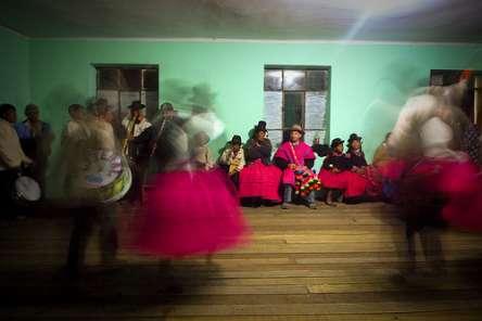 Town Hall Dance, Peru