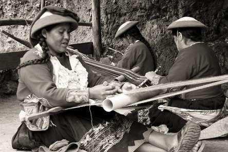 Weavers Peru