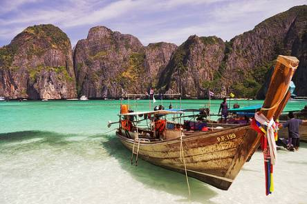 The Beach, Thailand