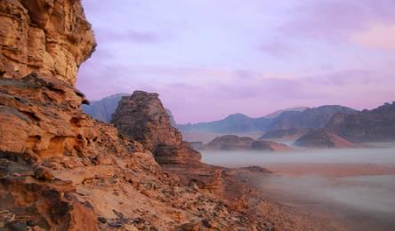Wadi Rumm Jordon