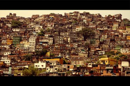 favela rio brazil