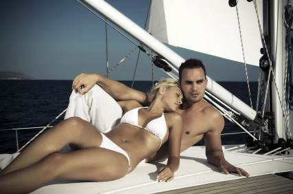 Millionaires boat