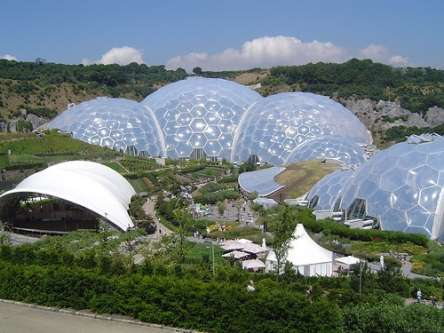 9 most mathematically interesting buildings in the world for Interesting garden buildings