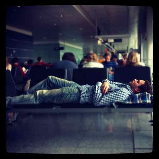 Post image for The 10 Laws of Airport Delays